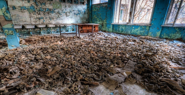Chernobyl-nuclear-meltdown