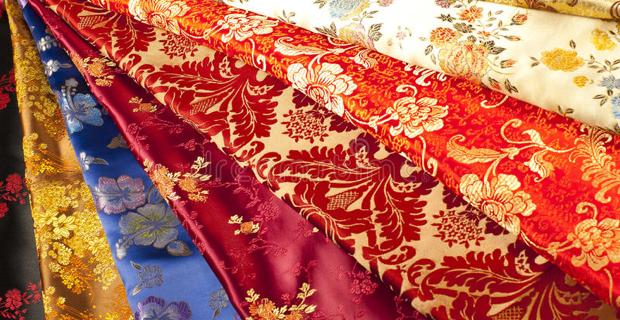 Chinese-silk