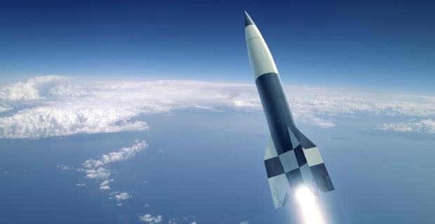 Nazi-German-V2-rocket