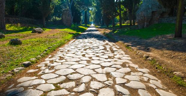 Ancient-Roman-road