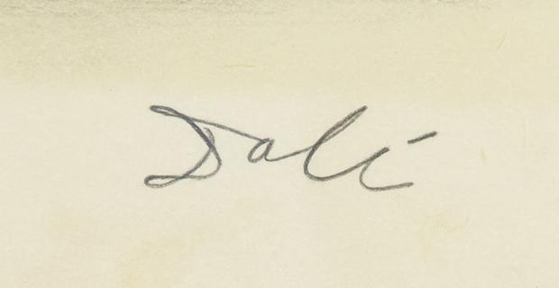 Salvador-Dali-signature