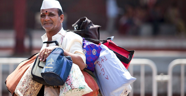 Indian-dabbawala