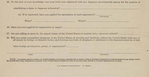 U.S.-Japanese-loyalty-examination