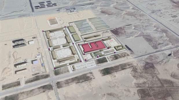 Uyghur-prison-facility