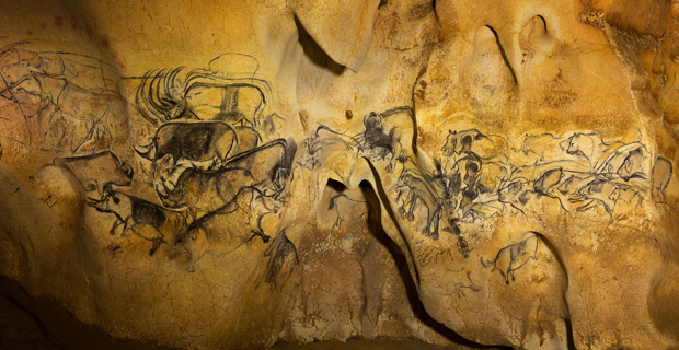 Chauvet-Cave-artwork